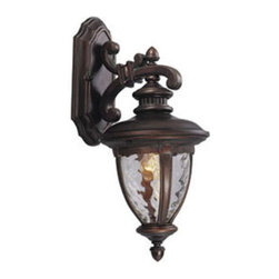 DHI-Corp - Tolland Outdoor Downlight, 8.5-inch by 18.5-inch, Patina Bronze - The Design House 508317 Tolland Outdoor Downlight greets your guests at the door with a soft, inviting glow. Finished in patina bronze with bubble glass, this outdoor sconce has curved lines and a lantern construction for a vintage appeal. The soft, intriCate details make this fixture look like it came from an antique shop without the upkeep or high costs. Measuring 8.5-inches by 18.5-inches, this lamp matches brick, stone, wood paneling or aluminum siding. This wall mount features a 60-watt medium base candelabra lamp and is rated for 120-volts. UL listed and UL approved for wet areas, this downlight will not break or rust in harsh weather conditions. The Design House 508317 Tolland Outdoor Downlight comes with a 10-year limited warranty that protects against defects in materials and workmanship. Design House offers products in multiple home decor Categories including lighting, ceiling fans, hardware and plumbing products. With years of hands-on experience, Design House understands every aspect of the home decor industry, and devotes itself to providing quality products across the home decor spectrum. Providing value to their customers, Design House uses industry leading merchandising solutions and innovative programs. Design House is committed to providing high quality products for your home improvement projects.