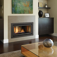 Indoor Fireplaces by The Richmond Firebox