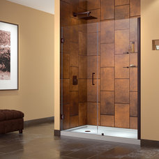Contemporary Showers by DreamLine