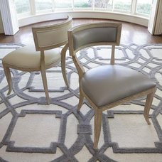 Traditional Living Room Chairs by Candelabra
