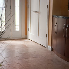 Modern Floor Tiles by Natural Stone Veneers International, Inc.