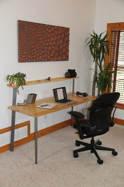 Contemporary Desks by Mark Moore Design