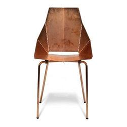 Blu Dot | Copper Real Good Chair -