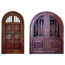 Traditional Front Doors by Elegant Options