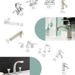 Designer Inspired Luxury Bathroom Faucets - The new, Designer Inspired Luxury Bathroom Faucets from Speakman® feature 14 diversely designed faucets sold on SpeakmanShowers.com. These luxury bathroom faucets come in single lever, widespread, centerset and vessel faucet designs and adhere to current trends in current bathroom fashion.