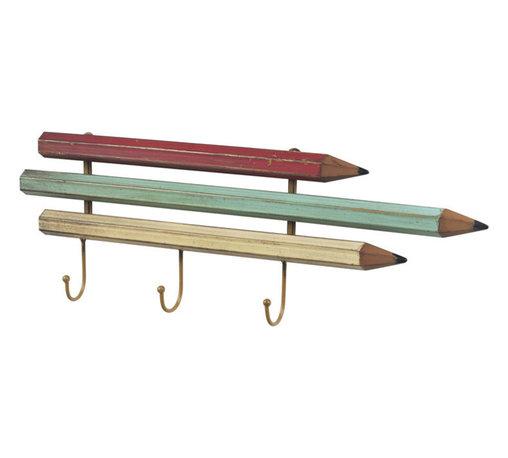 Sterling Industries - Sterling Industries 129-1050 Pencil Coat Hook - Small - Coat Hook (3)