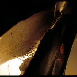 Tectonicus Lamps - Horse Bone Lamp