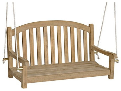 Traditional Outdoor Swingsets by Spacify
