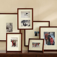 Modern Picture Frames by Pottery Barn