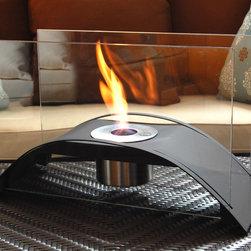 """Eco-Feu Majesty Biofuel Fireplace - Depth :19.69"""""""