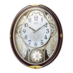 Rhythm - Gala Magic Motion clock - Come one, come all to this Gala