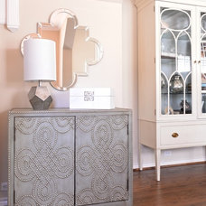 Transitional  by Traci Connell Interiors