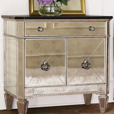 Eclectic Accent Chests And Cabinets by Neiman Marcus