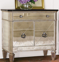 eclectic dressers chests and bedroom armoires by Neiman Marcus