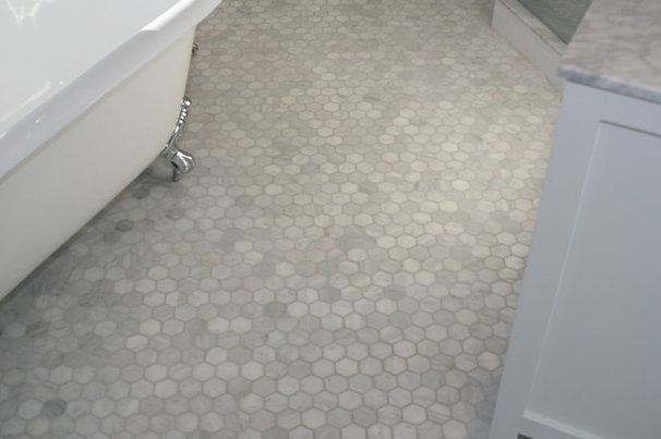 Traditional Bathroom by Warmup US - Floor Heating Systems