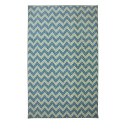 American Rug Craftsmen - Contemporary Crib 2 College 8'x10' Rectangle Ivory-Blue Area Rug - The Crib 2 College area rug Collection offers an affordable assortment of Contemporary stylings. Crib 2 College features a blend of natural Ivory-Blue color. Machine Made of 100% Nylon the Crib 2 College Collection is an intriguing compliment to any decor.