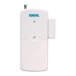 Ideal Security - Ideal Security SK625 Door & Window Sensor Multicolor - SK625 - Shop for Windows and Hardware from Hayneedle.com! Get double the protection with the Ideal Security SK625 Door & Window Sensor with magnetic and vibration sensors. This alarm installs easily without any wiring to safeguard your window or door from forced entry and it carries an impressive 260-foot range to the receiver. The Ideal Security SK625 Door & Window Sensor can be linked with Ideal's SK623 SK629 SK618 SK632 and SK633.About Ideal SecurityIdeal Security's tradition of innovation began back in 1956 and the experience gained over this past half-century has given them the experience to be a reliable market leader. Their focus on creating value for their customers and consumers has led Ideal Security from humble beginnings in Lasalle Quebec to an impressive operation spanning several factories and warehouses throughout Quebec Ontario and Pennsylvania. This network meets the demands of North America with new concept hardware and security programs patented products that are environmentally responsible and quality oriented to provide the best security available Ideal Security.