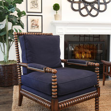 Traditional Accent Chairs by Blackband Design