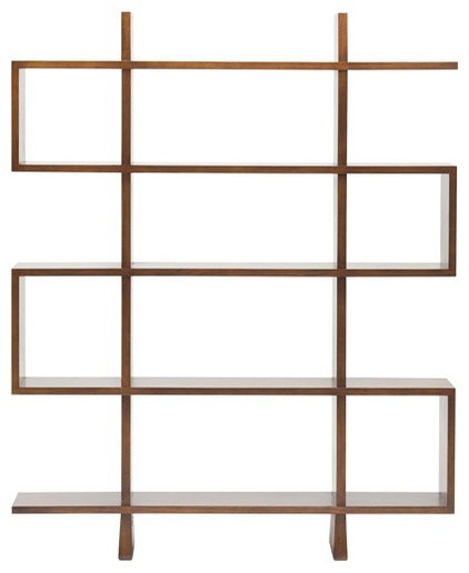 Modern Bookcases by High Fashion Home