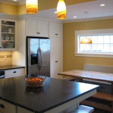 Kitchen by Jason Ball Interiors, LLC