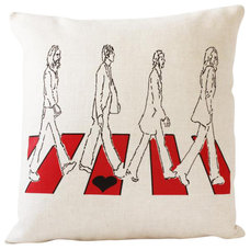 Contemporary Decorative Pillows by reStyled by Valerie