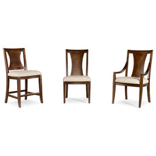 Traditional Dining Chairs by National Furniture Supply