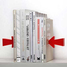 Contemporary Bookends by Animi Causa