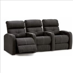 Billiard Factory Home Theater Seating - Revere Home Theater Seats put customization in your hands by allowing you to design the layout and choose the best features to enhance your home entertainment space. Tailor your cinema chairs to feature full power reclining functionality, giving your theater seats an unlimited number of positions.