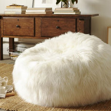Contemporary Bean Bag Chairs by Pottery Barn