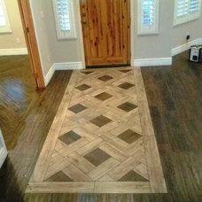 Modern Floor Tiles by SURFACE DECOR FLOOR WAREHOUSE & DESIGN CENTER