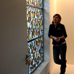 Art & Echo - Gwendoline Bonnet - Verre l'Essentiel - Staines Glass