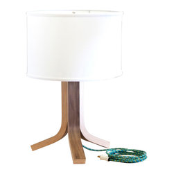 Ciseal - Traverse Table Lamp - The Traverse table lamp takes its inspiration from the gorgeous tart cherry trees found in around Traverse City.  The trees produce some of the most delicious tart cherries in the world, and we're so proud to find them right in our great state!