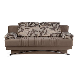 Istikbal - Fantasy Sofa Sleeper in Best Vizon - Great choice for the modern living room. This Fantasy Best Vizon 3 Seat Sleeper is very good combination of comfort, plus functionality and stylish! Made of good quality materials, this sofa bed is wonderful addition to your home decor!