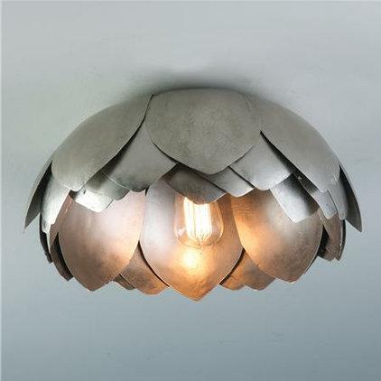 Mediterranean Flush-mount Ceiling Lighting by Shades of Light