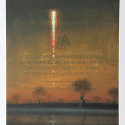 Unknown, 50th Anniversary of the Paris Review, Lithograph Poster - Artist:  Unknown