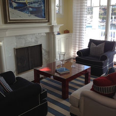 Traditional Living Room by Hemphill's Rugs & Carpets