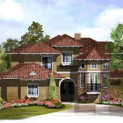 House Plan 61-327 -