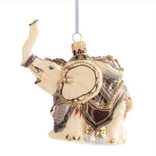 Asian Christmas Ornaments by Gump's