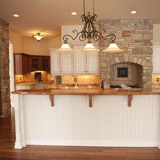 Traditional Kitchen by Steiner Homes LTD.