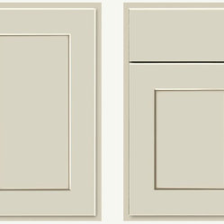 KraftMaid Willow Cabinet Door