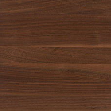 Kitchen Countertops Black Walnut Edge Grain wood countertop/butcherblock surface image4
