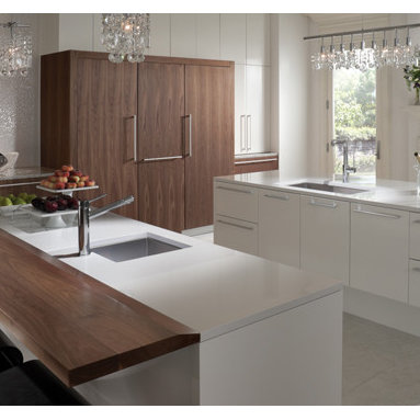 Wood-Mode Fine Cabinetry - Wood-Mode Cabinetry - Contemporary ...