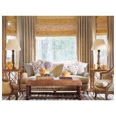 Traditional Window Treatments by Distinctive Window Designs