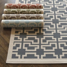 Transitional Outdoor Rugs by Ballard Designs