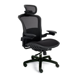Valo - Valo Viper Executive Office Chair with Headrest - VP9902-HEADREST-BLACK - Shop for Chairs from Hayneedle.com! About DauphinSince 1969 Dauphin has been committed to maintaining a progressive approach to office seating. Creative marketing strategies as well as an ability to adapt to fluctuating industry demands are integral in allowing them to push the boundaries of what can be done with the office chair. Their products promote healthy posture and are recognized for their innovative design in more than 50 countries. A world leader in office furniture Dauphin takes seating seriously.