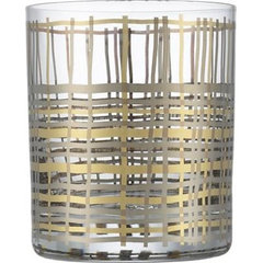 contemporary glassware by Crate&Barrel