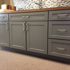 Transitional Kitchen Cabinets by Direct Supply Inc.