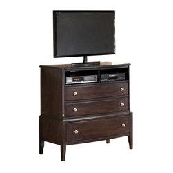 Rental Furniture - Naomi Media Stand - Brook Furniture Rental - www.bfr.com