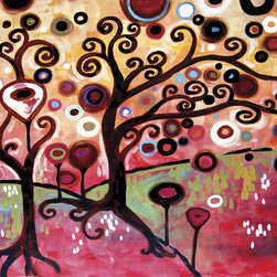 Murals Your Way - Sunshine Solstice Wall Art - Painted by Natasha  Wescoat, Sunshine Solstice wall mural from Murals Your Way will add a distinctive touch to any room