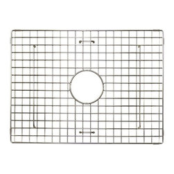 "Native Trails - Native Trails 20"" x 15"" Bottom Grid in Stainless Steel - *Native Trails Bottom Grids fit neatly on the floor of the sink, offering protection for the bottom and a cushion for fragile dishes"